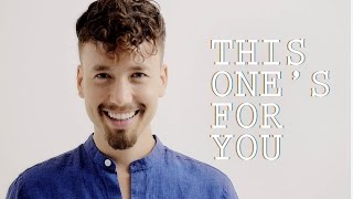 DAVID GUETTA feat. ZARA LARSSON - THIS ONE'S FOR YOU | Michele Grandinetti Cover