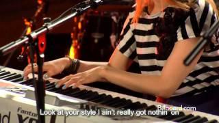 [Karaoke] Wonder Girls - Nothin' on You