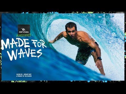 Mason Ho | Made For Waves 2018-19 | Mirage Haze Boardshort