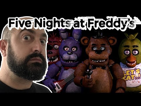 3x17 Five Nights at Freddy's (1P) (PC)