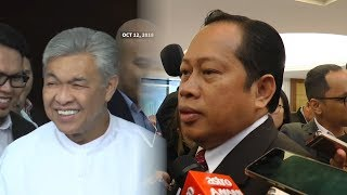 Umno stands with Zahid, despite pending arrest