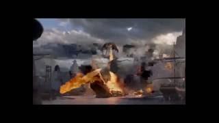 權力遊戲第六季第9集 - 龍登場畫面
