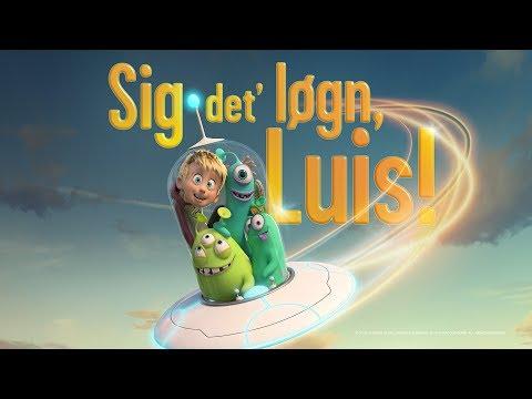 Sig det' løgn, Luis! - Nu på DVD & Digitalt
