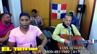 LUIS SEGURA EN EL TIETO ESHOW 2017