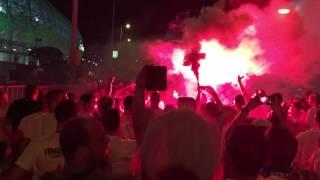 Mi vagyunk a Ferencváros! 2016.07.30. Ferencváros -Diósgyőr