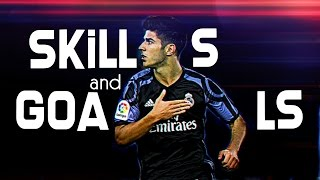 Marco Asensio | Skills and Goals 2016/17 |GoldenBoy |HD