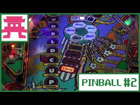 [PINBALLS] Los pinballs de Flynn's: World Cup Soccer 94