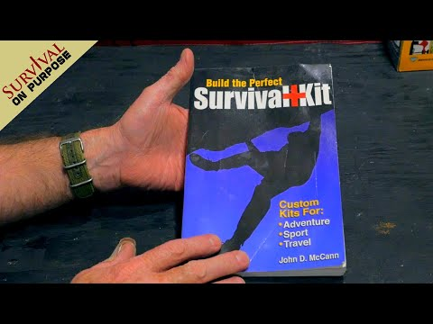 Build The Perfect Survival Kit Book Review