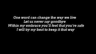 renegade five love will (remain) with lyrics