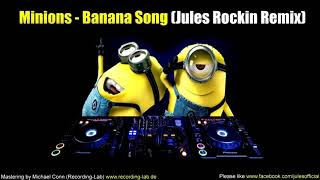 Minions dj banana song..🎵🎵