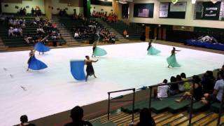 EHS-Winter Guard-Story of my Life by One Direction