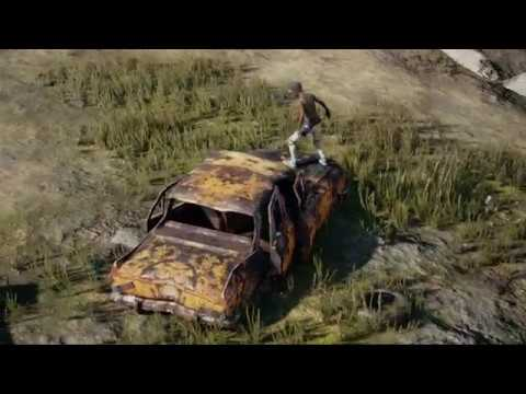 WTFF::: PlayerUnknown's Battlegrounds Update to Add Climbing, Vaulting, and Weather