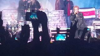 Sign of the Cross Avantasia Costa Rica Peppers Club 18 abril 2016