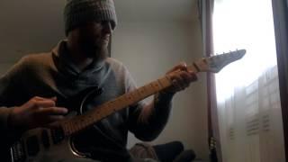 Jimi Hendrix guitar cover