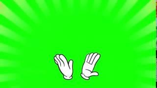 Green Screen: Aplausos