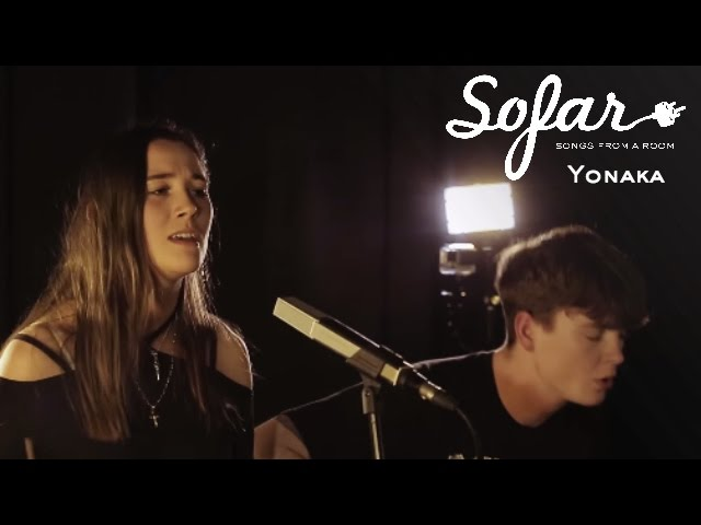 Video de Yonaka en directo para Sofar London.