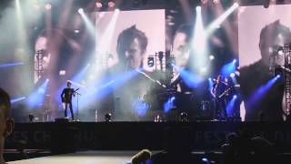 Muse - The Groove Live Vieilles Charrues 2015