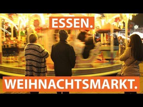 Der internationale Weihnachtsmarkt in Essen