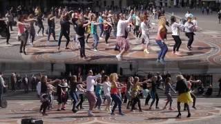 J Balvin & Pitbull feat. Camila Cabello - Hey Ma - Zumba Choreography for Fitdance Flashmob Hun