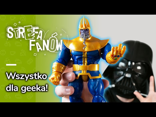 STREFA FANÓW ⚡ Wszystko dla geeka 🦸♂️🦸♀️ Marvel Legends, Star Wars, Transformers 🚗