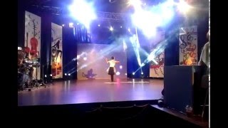 DanSing Junior-2nd live-Sathis & Annita