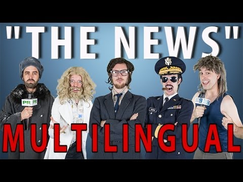 "The News"" - with optional multilingual subtitles [RAP NEWS 21: S02E01] - feat. Sage Franci"
