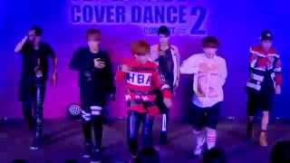 150405 Unleashed cover BEAST/B2ST - Good Luck @Esplanade Cover Dance #2 (Audition)
