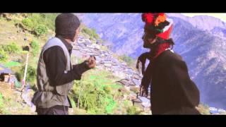 बल्छी धुर्बे गाउँ घुम्दै Nepali Comedy - Balchhi Dhurbe & Roshan Phyuba Tamang