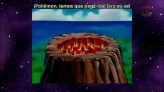 Pokemon 1ª Abertura Completa com Legenda e Vídeo