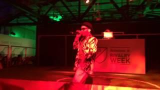 """Pt 3 NxWorries (Anderson .Paak & Knxwledge) Live in Los Angeles - """"Lyk Dis"""" (pt 2)"""