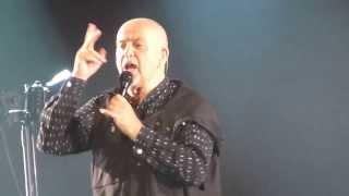 Peter Gabriel - Solsbury Hill -- Live in Vienna - 3.10.2013