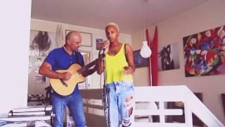 Esquece o mundo - Yasmine Carvalho - Cover - Eliana & Miguel Costa