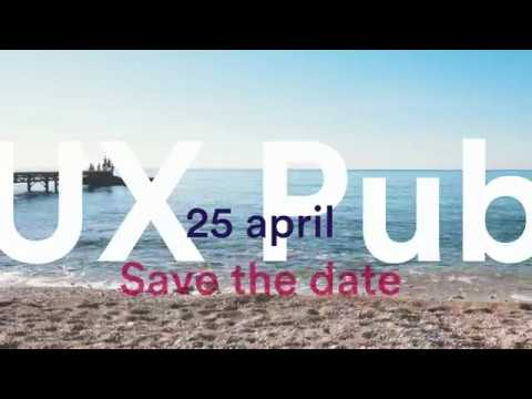 Claremont UX Pub 25 April 2018