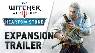 The Witcher 3: Wild Hunt - Hearts of Stone (launch trailer)