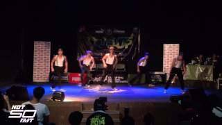 Level Up Thaialnd 2014 l Showcase l The LockProject l NotSoFast