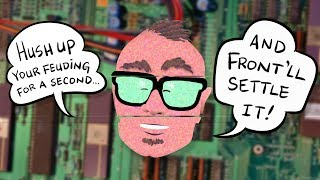 MC Frontalot - Freedom Feud [OFFICIAL VIDEO]