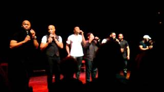 Naturally 7- Caught in this moment (Live@IJmuiden,NL)