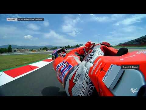Catalan GP: Ducati OnBoard