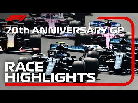 70th Anniversary Grand Prix: Race Highlights