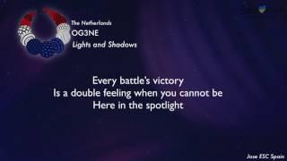 OG3NE - Lights and Shadows (The Netherlands) [Karaoke Version]