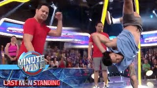 Minute To Win It: Ang dance showdown nina Bayani at Zeus