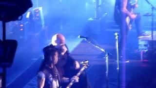 Disturbed - The Vengeful One (HD) (Live @ Ziggo Dome, Amsterdam, 18-02-2017)