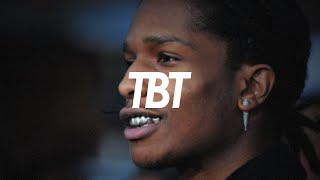 (FREE) ASAP Rocky / Drake Type Beat | TBT