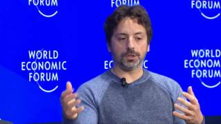 Sergey Brin on Entrepreneurship