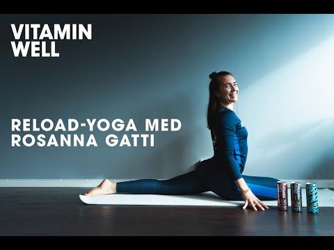 YOGA med Vitamin Well & Rosanna Gatti