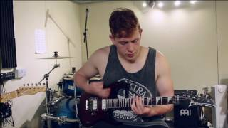Defences - Two Steps Back (Guitar Playthrough)
