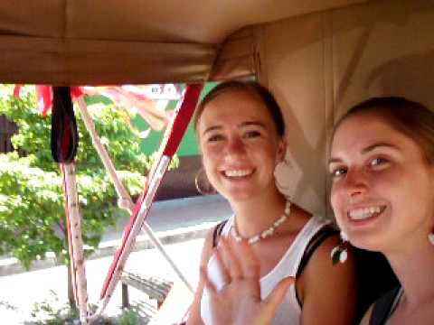 Carriage Ride through Granada, Nicaragua