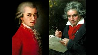 Mozart x Beethoven Rap Type Beat - Bach Fugue