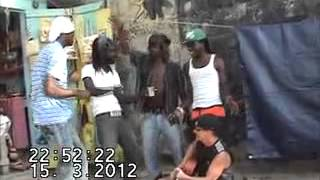 True Blacks feat Della Jamaica Negril  2012 Part 2