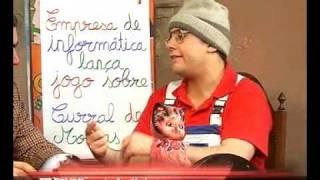 Telerural - Entrevista: Informático Ramiro Gusmão